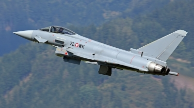 Photo ID 180750 by Tobias Ader. Austria Air Force Eurofighter EF 2000 Typhoon S, 7L WK