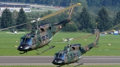 Photo ID 180966 by Lukas Kinneswenger. Austria Air Force Bell 212, 5D HY