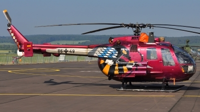 Photo ID 180822 by Stephan Franke - Fighter-Wings. Germany Army MBB Bo 105P PAH 1, 86 49