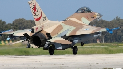 Photo ID 180878 by Stamatis Alipasalis. Israel Air Force General Dynamics F 16C Fighting Falcon, 324