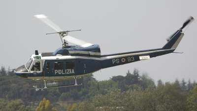 Photo ID 21830 by Erik Bruijns. Italy Polizia Agusta AB 212, MM81652