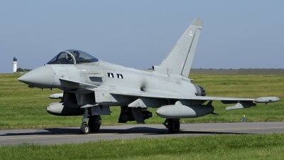 Photo ID 181971 by rinze de vries. UK Air Force Eurofighter Typhoon FGR4, ZK300
