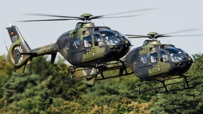 Photo ID 180975 by Alex van Noye. Germany Army Eurocopter EC 135T1, 82 59