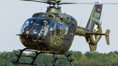 Photo ID 180977 by Alex van Noye. Germany Army Eurocopter EC 135T1, 82 59