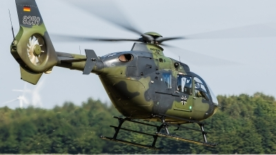 Photo ID 180976 by Alex van Noye. Germany Army Eurocopter EC 135T1, 82 59