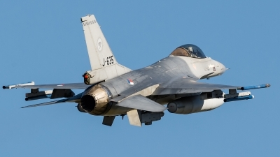 Photo ID 180981 by Alex van Noye. Netherlands Air Force General Dynamics F 16AM Fighting Falcon, J 635