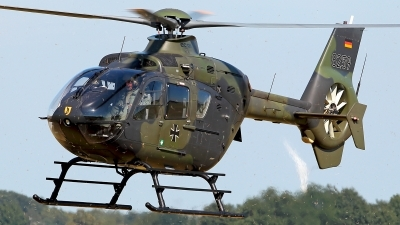 Photo ID 181002 by Carl Brent. Germany Army Eurocopter EC 135T1, 82 59