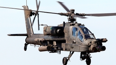 Photo ID 181013 by Carl Brent. Netherlands Air Force Boeing AH 64DN Apache Longbow, Q 24
