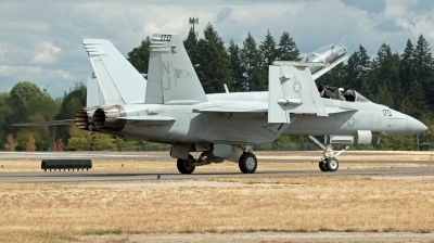 Photo ID 181053 by Alex Jossi. USA Navy Boeing F A 18F Super Hornet, 166973