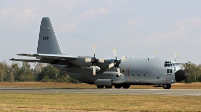Photo ID 181061 by Milos Ruza. Belgium Air Force Lockheed C 130H Hercules L 382, CH 01
