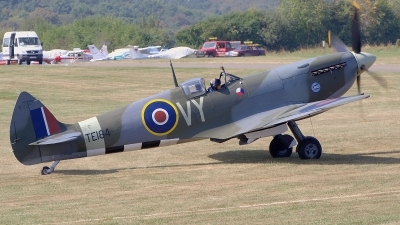 Photo ID 181197 by Günther Feniuk. Private Private Supermarine 361 Spitfire LF16E, G MXVI