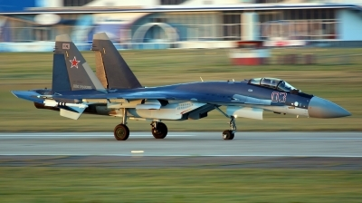Photo ID 181090 by Sergey. Russia Air Force Sukhoi Su 35S, RF 95242
