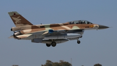 Photo ID 181299 by Stamatis Alipasalis. Israel Air Force General Dynamics F 16D Fighting Falcon, 061
