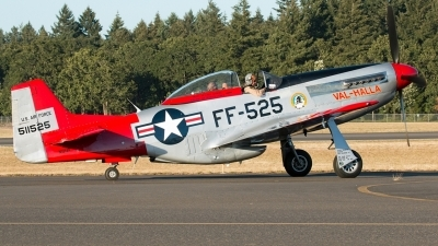 Photo ID 181256 by Alex Jossi. Private Heritage Flight Museum North American P 51D Mustang, N151AF