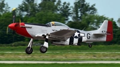 Photo ID 181325 by Rod Dermo. Private Commemorative Air Force North American P 51D Mustang, NL10601