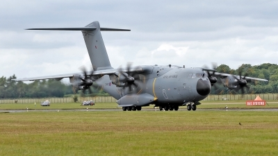 Photo ID 181479 by flyer1. UK Air Force Airbus Atlas C1 A400M, ZM402