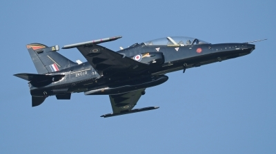 Photo ID 181413 by Mike Griffiths. UK Air Force BAE Systems Hawk T 2, ZK010