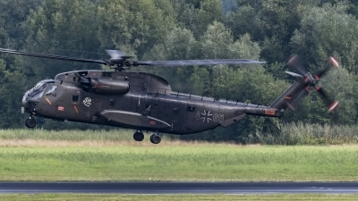 Photo ID 183494 by Martin Thoeni - Powerplanes. Germany Air Force Sikorsky CH 53G S 65, 84 65