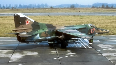 Photo ID 181454 by Rainer Mueller. Russia Air Force Mikoyan Gurevich MiG 27 Flogger D,