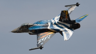 Photo ID 181490 by George Markakis. Greece Air Force General Dynamics F 16C Fighting Falcon, 523