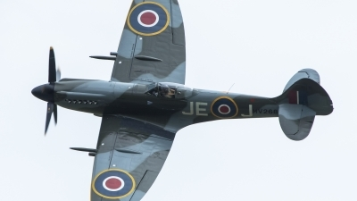 Photo ID 181520 by Luca Bani. Private The Fighter Collection Supermarine 379 Spitfire FR14E, G SPIT