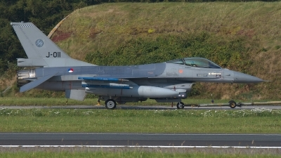 Photo ID 181595 by Rainer Mueller. Netherlands Air Force General Dynamics F 16AM Fighting Falcon, J 011