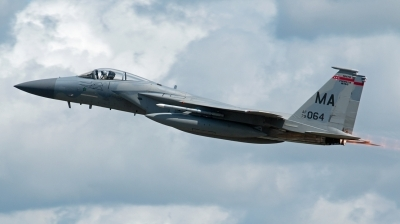 Photo ID 181646 by Alex Jossi. USA Air Force McDonnell Douglas F 15C Eagle, 79 0064
