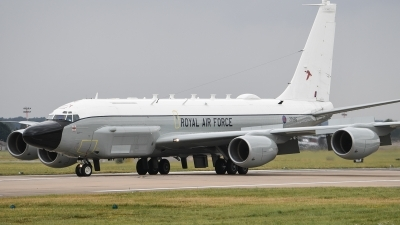 Photo ID 181608 by Luca Fahrni. UK Air Force Boeing RC 135W Rivet Joint 717 158, ZZ665