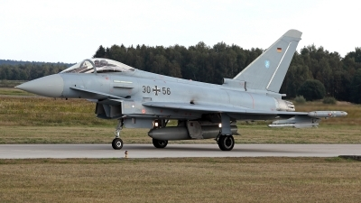 Photo ID 181725 by Carl Brent. Germany Air Force Eurofighter EF 2000 Typhoon S, 30 56