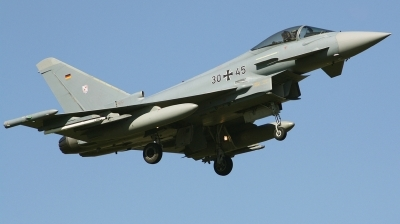 Photo ID 181691 by Arie van Groen. Germany Air Force Eurofighter EF 2000 Typhoon S, 30 45