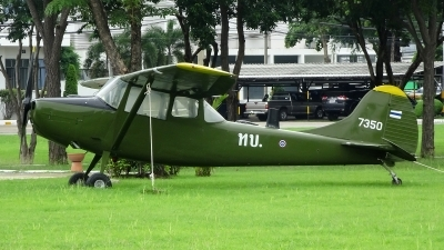Photo ID 183461 by Lukas Kinneswenger. Thailand Army Cessna O 1A Bird Dog L 19A, 7350
