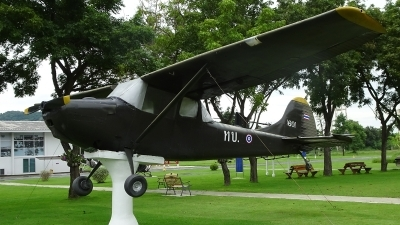 Photo ID 181830 by Lukas Kinneswenger. Thailand Army Cessna O 1A Bird Dog L 19A, 1601