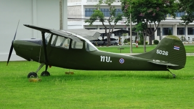 Photo ID 181872 by Lukas Kinneswenger. Thailand Army Cessna O 1A Bird Dog L 19A, 5026
