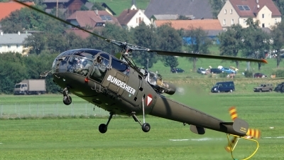 Photo ID 181743 by Lukas Kinneswenger. Austria Air Force Aerospatiale SA 316B Alouette III, 3E KK