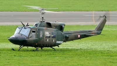 Photo ID 181788 by Lukas Kinneswenger. Austria Air Force Bell 212, 5D HY