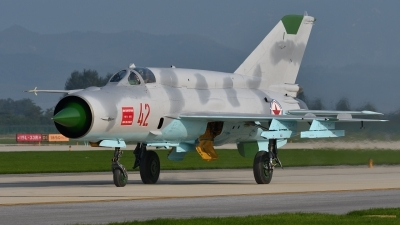 Photo ID 181828 by Peter Terlouw. North Korea Air Force Mikoyan Gurevich MiG 21bis,