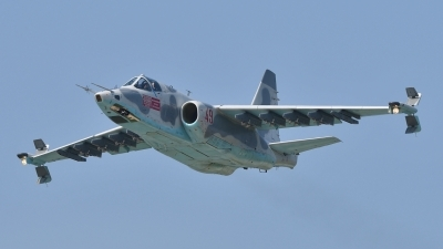 Photo ID 181832 by Peter Terlouw. North Korea Air Force Sukhoi Su 25,