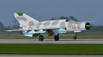 Photo ID 181856 by Peter Terlouw. North Korea Air Force Mikoyan Gurevich MiG 21bis,
