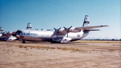 Photo ID 182638 by Robert W. Karlosky. USA Air Force Douglas C 133A Cargomaster, 56 2003