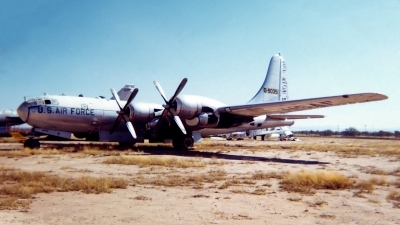 Photo ID 182637 by Robert W. Karlosky. USA Air Force Boeing WB 50D Superfortress, 49 0351