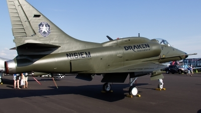 Photo ID 181930 by Hector Rivera - Puerto Rico Spotter. Company Owned Draken International Douglas A 4N Skyhawk, N161EM