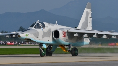 Photo ID 181922 by Peter Terlouw. North Korea Air Force Sukhoi Su 25,