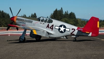 Photo ID 182123 by Alex Jossi. Private Commemorative Air Force North American P 51C Mustang, NL61429