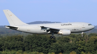 Photo ID 182140 by markus altmann. Germany Air Force Airbus A310 304MRTT, 10 26