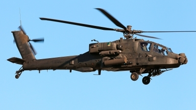 Photo ID 182182 by Carl Brent. Netherlands Air Force Boeing AH 64DN Apache Longbow, Q 24