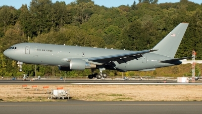 Photo ID 182222 by Alex Jossi. USA Air Force Boeing KC 46A Pegasus 767 200LRF, N463FT