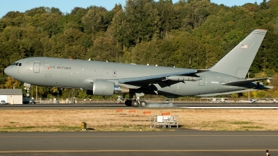 Photo ID 182223 by Alex Jossi. USA Air Force Boeing KC 46A Pegasus 767 200LRF, N462KC