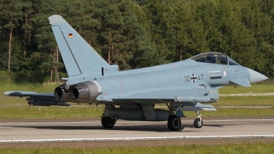 Photo ID 182474 by Rainer Mueller. Germany Air Force Eurofighter EF 2000 Typhoon S, 30 47