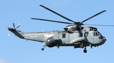 Photo ID 182270 by Mike Griffiths. UK Navy Westland Sea King ASaC7, XV656