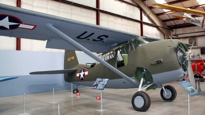 Photo ID 22038 by Ted Miley. USA Army Curtiss O 52 Owl, 40 2746